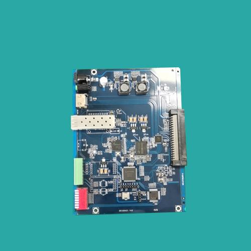 轨道交通通讯板PCBA加工